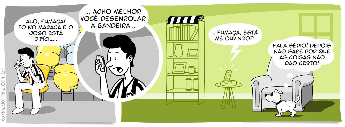 Tirinha 8 Superstições Botafogo