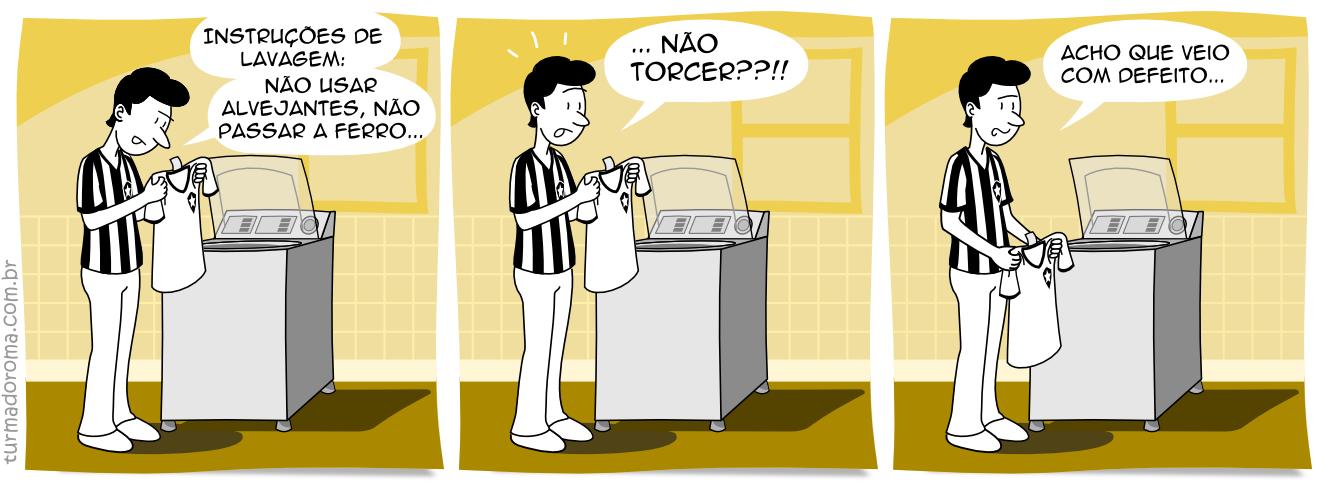 Tirinha 7 Botafogo Futebol