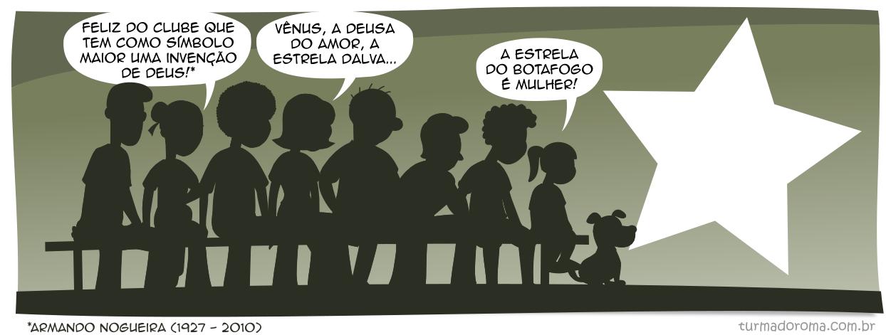 Tirinha 27a Botafogo