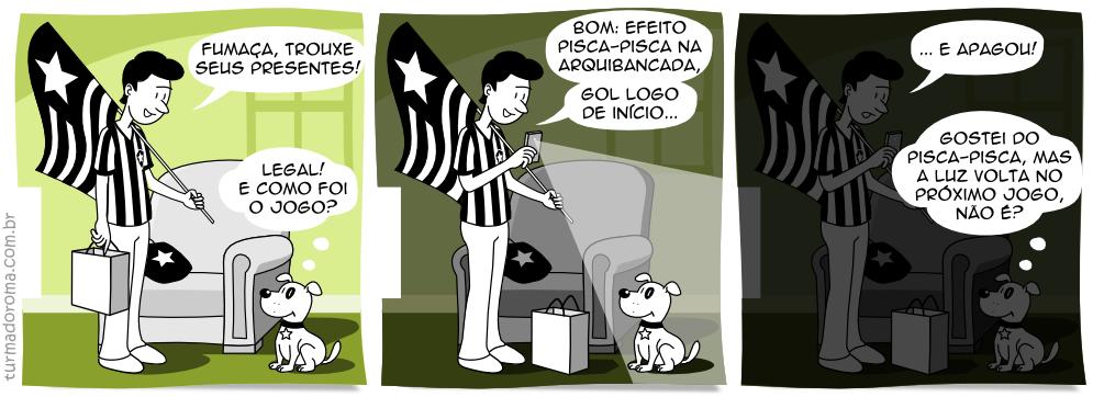 Tirinha 32 Botafogo Libertadores