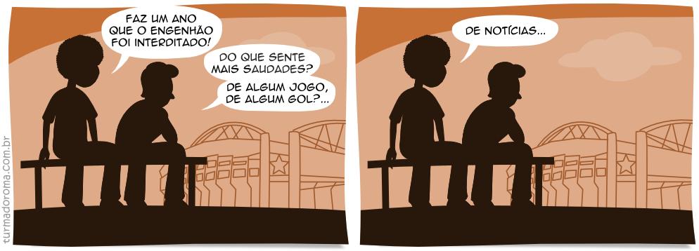 Tirinha 33 Botafogo