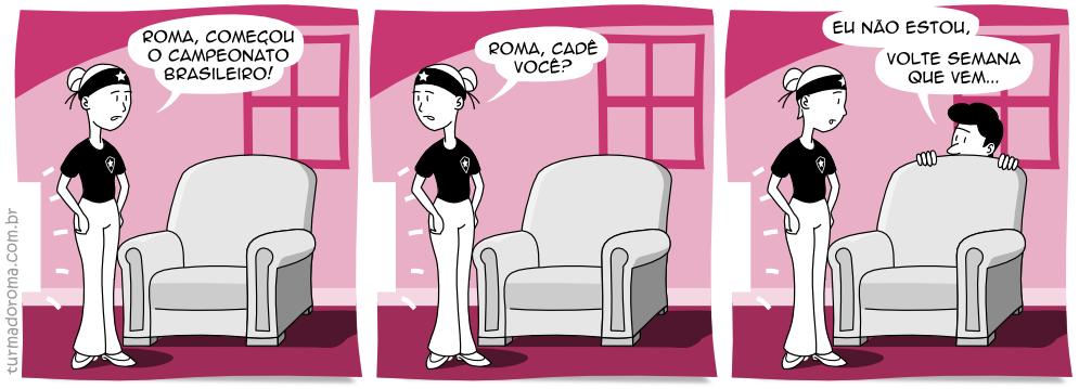 Tirinha 42 Botafogo