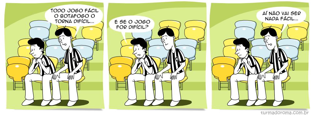 Tirinha 44 Botafogo