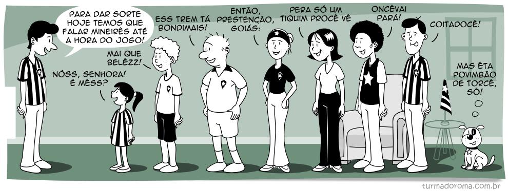 Tirinha 48 Botafogo