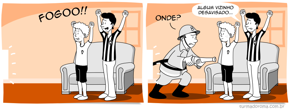 Tirinha 51 Botafogo