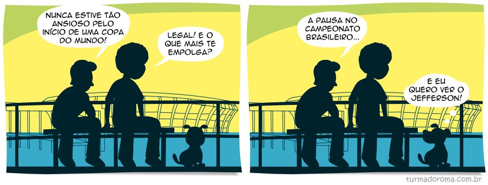 Tirinha 52 Botafogo