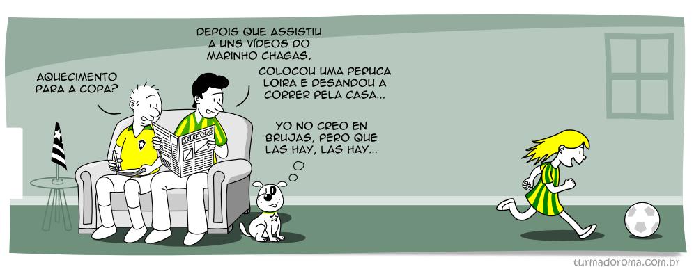Tirinha 53 Botafogo