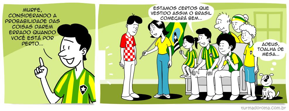 Tirinha 55 Botafogo