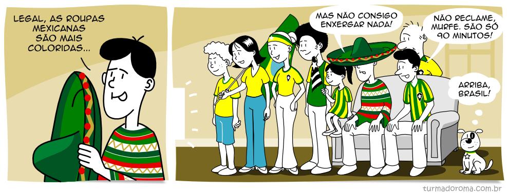 Tirinha 56 Botafogo