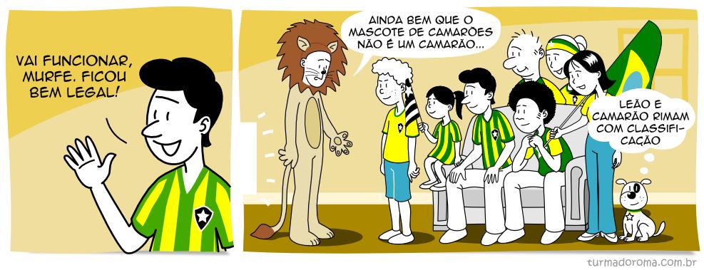 Tirinha 57 Botafogo