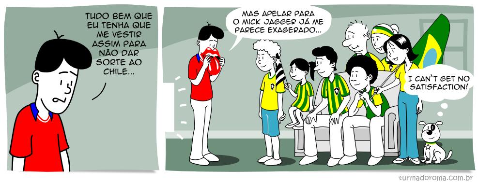 Tirinha 58 Botafogo