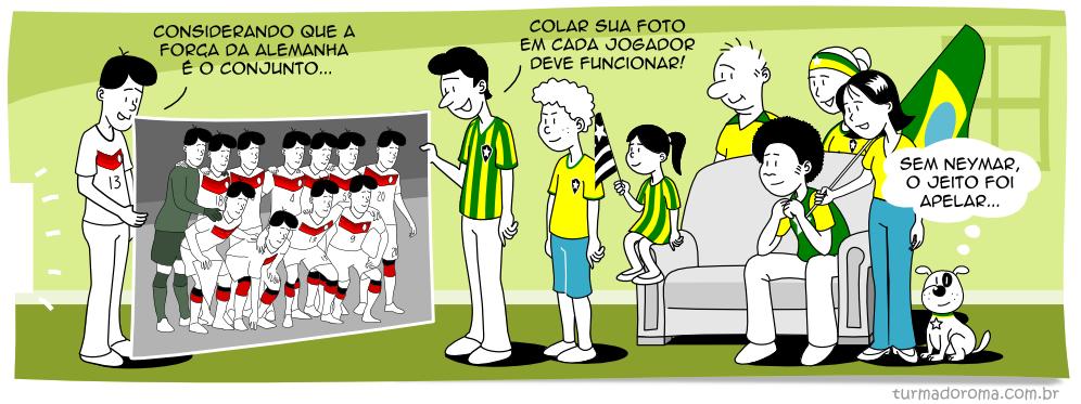 Tirinha 60 Botafogo
