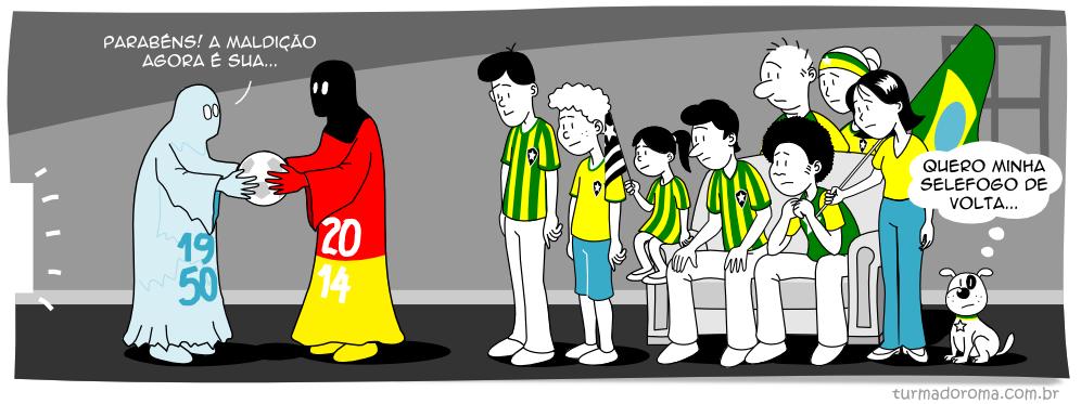Tirinha 61 Botafogo