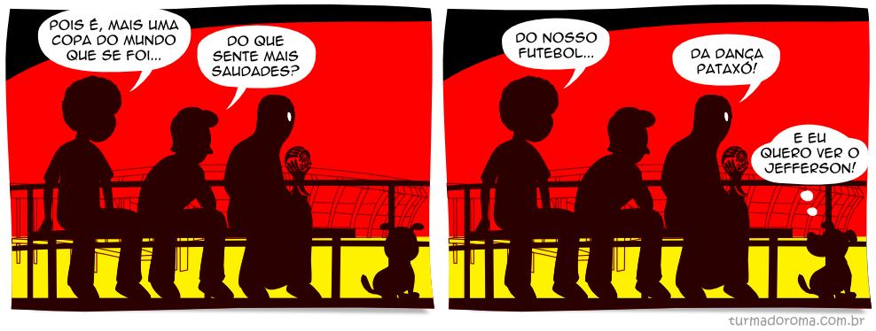 Tirinha 63 Botafogo