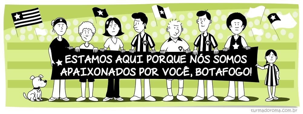 Tirinha 67 Botafogo