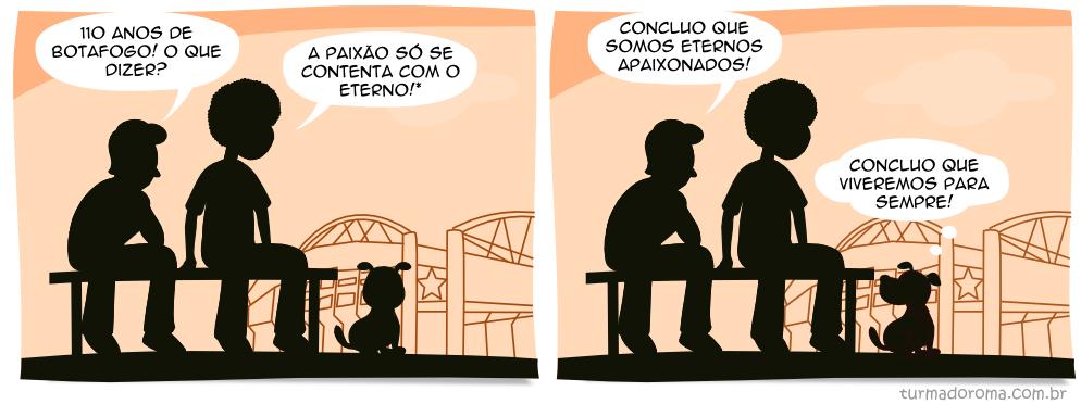 Tirinha 71 Botafogo