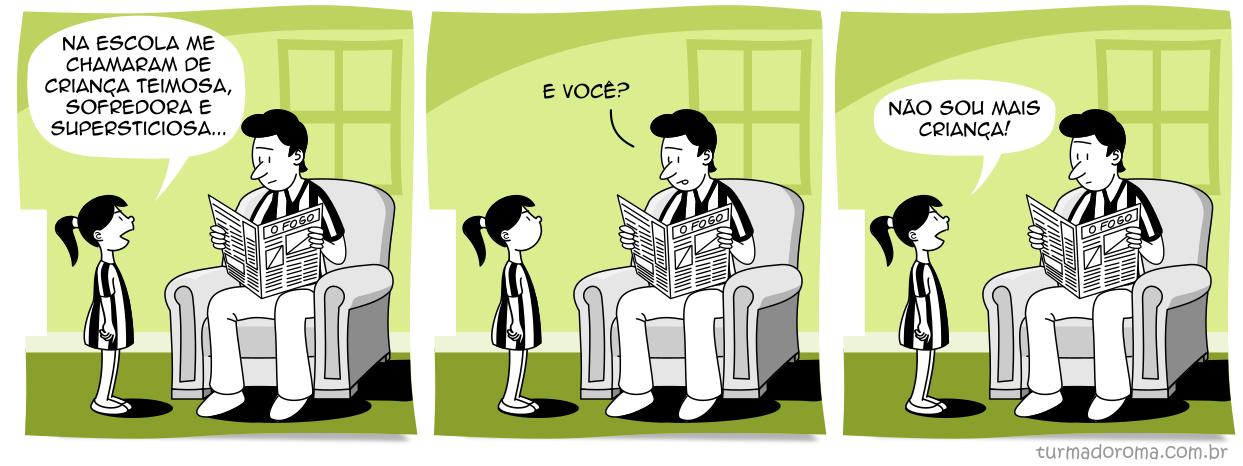 Tirinha 72 Botafogo