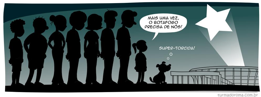 Tirinha 75 Botafogo