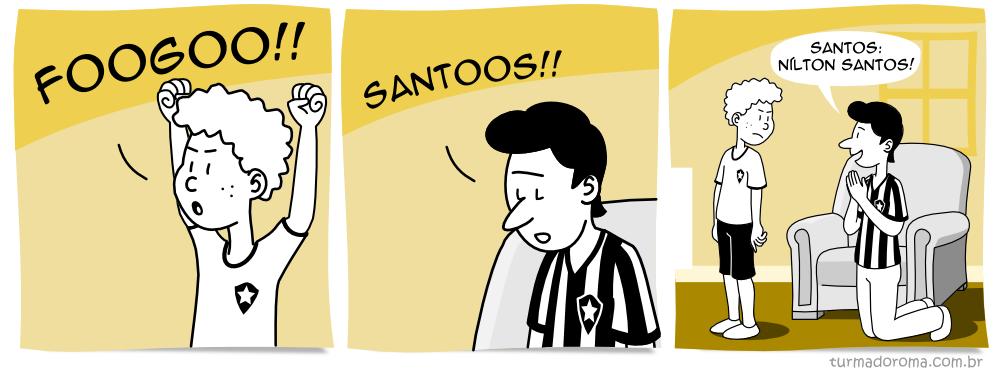 Tirinha 76 Botafogo