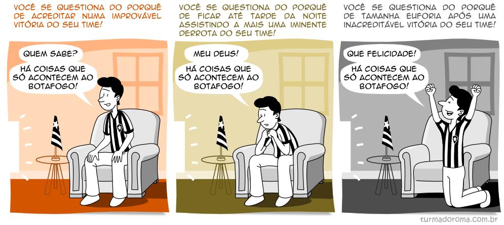 Tirinha 79 Botafogo