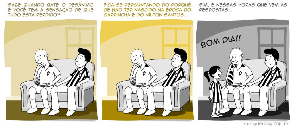 Tirinha 81 Botafogo