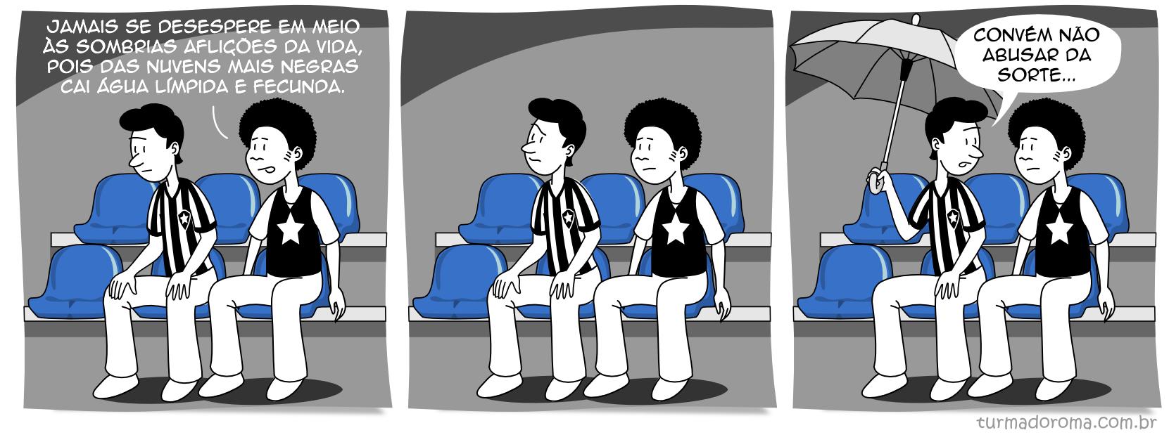 Tirinha 86 Botafogo