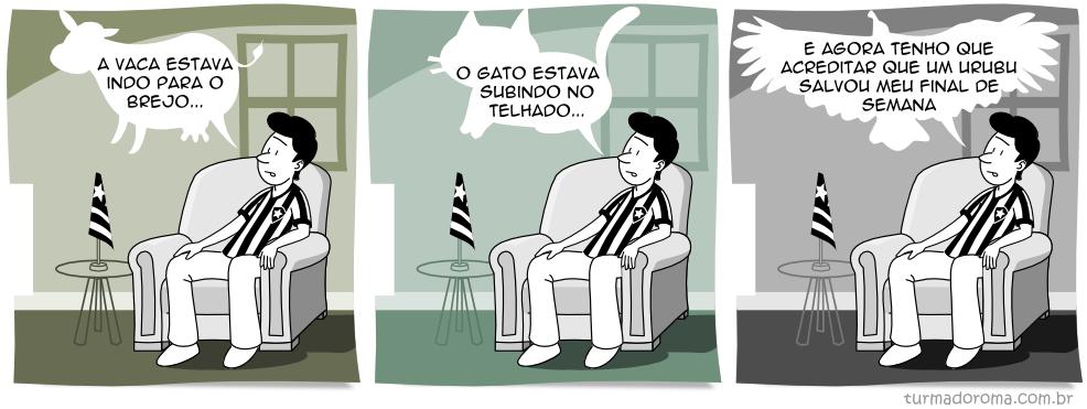 Tirinha 94 Botafogo