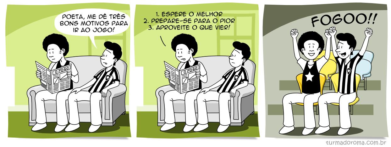 Tirinha 103 Botafogo
