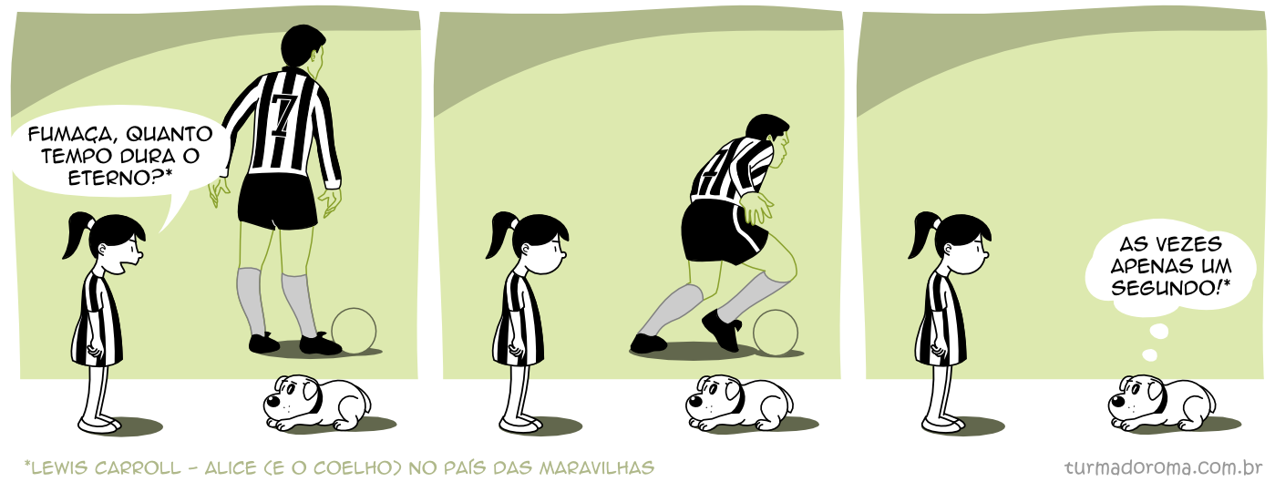 Tirinha 108 Botafogo
