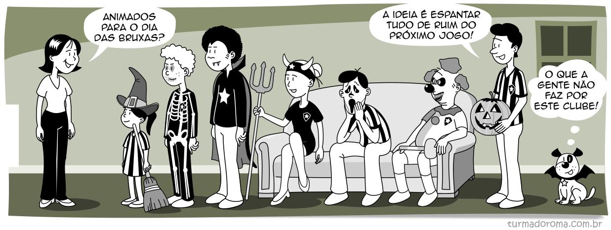 Tirinha 95a Botafogo