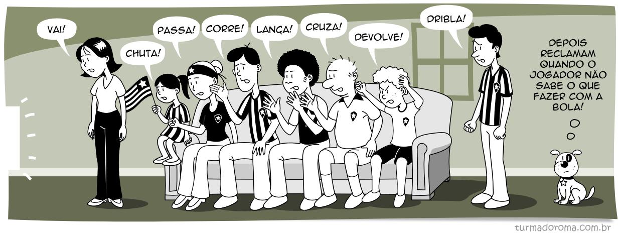 Tirinha 97 Botafogo