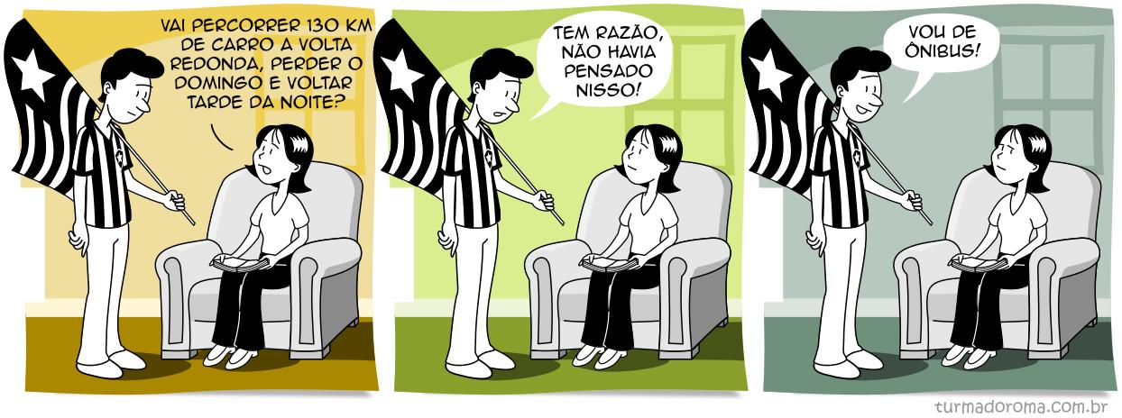 Tirinha 98 Botafogo
