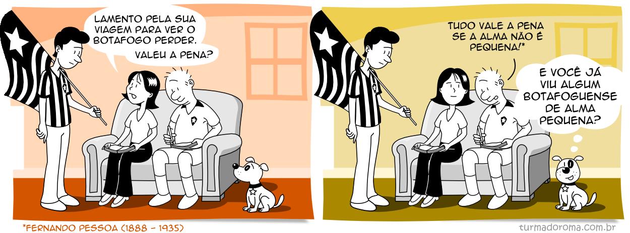 Tirinha 99 Botafogo