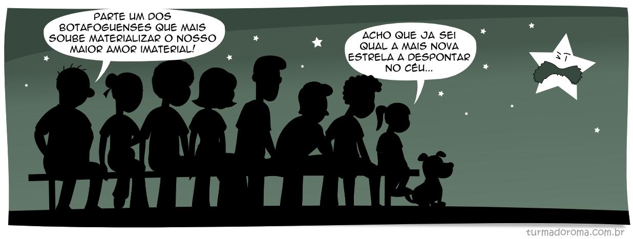 Tirinha 110 Botafogo