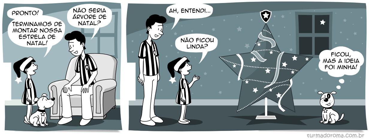Tirinha 112 Botafogo