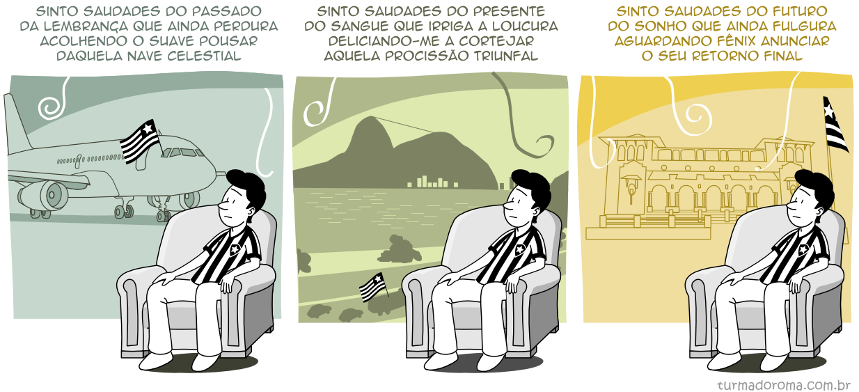 Tirinha 113 Botafogo
