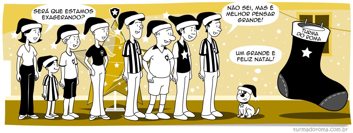 Tirinha 116 Botafogo