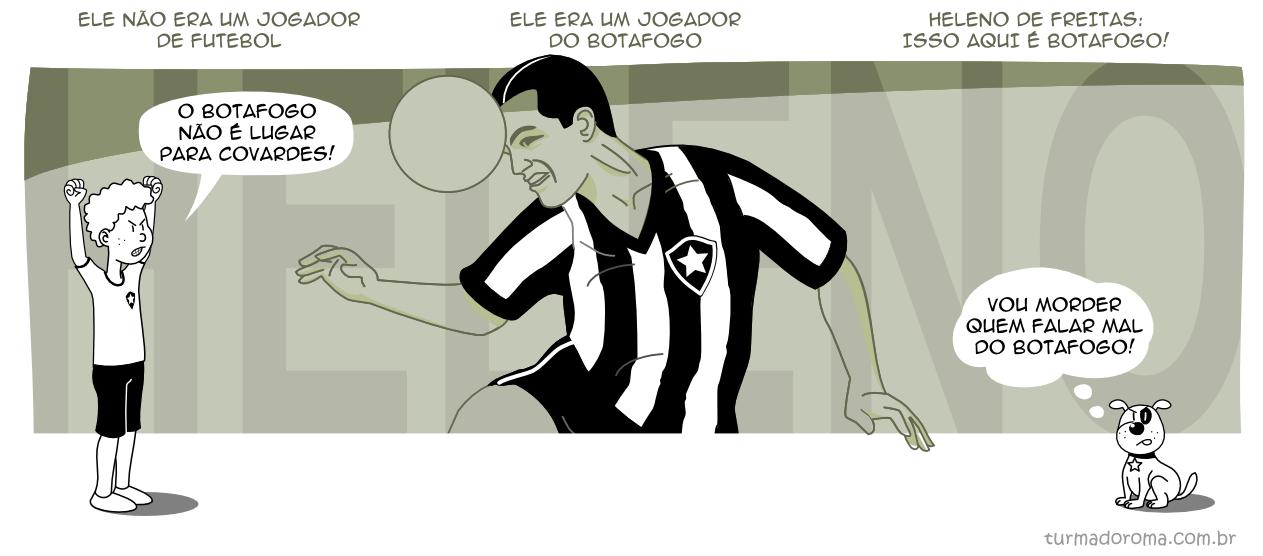 Tirinha 131 Botafogo
