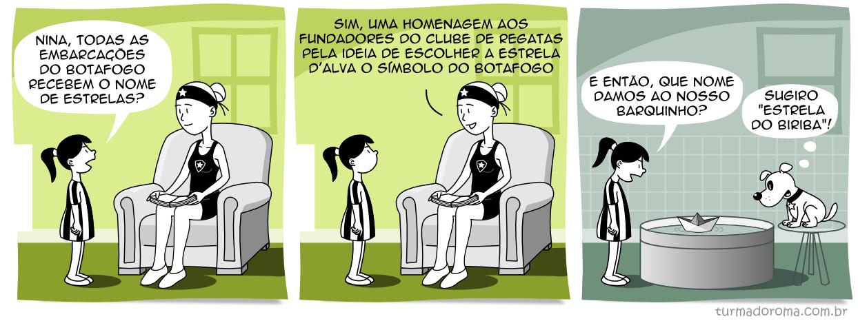 Tirinha 138 Botafogo