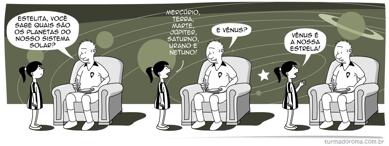 Tirinha 139 Botafogo
