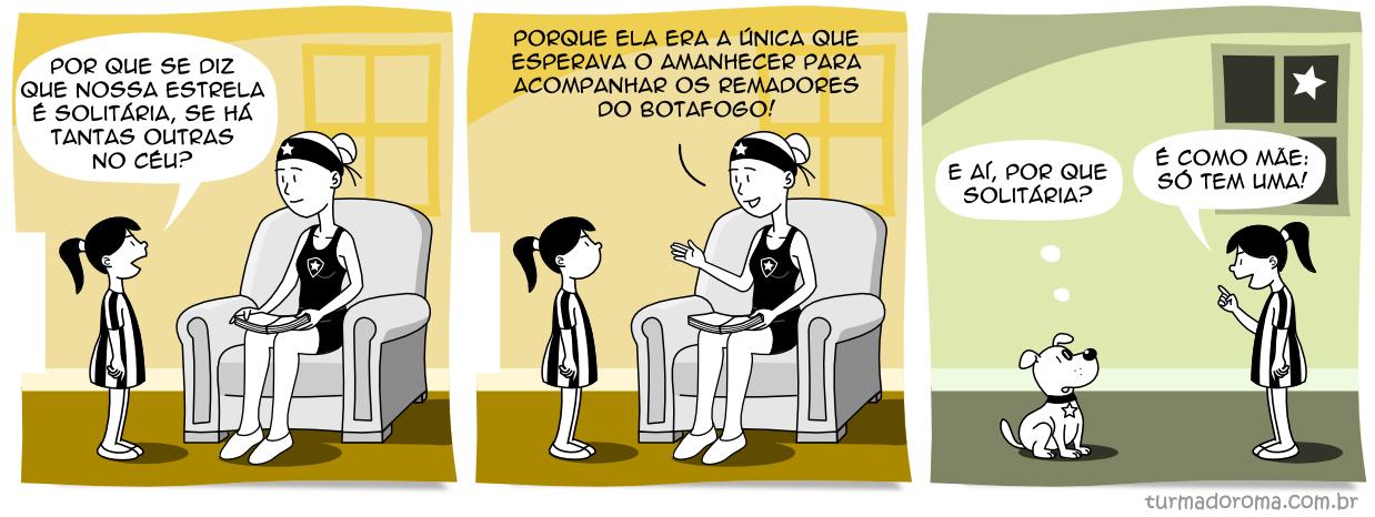 Tirinha 140 Botafogo
