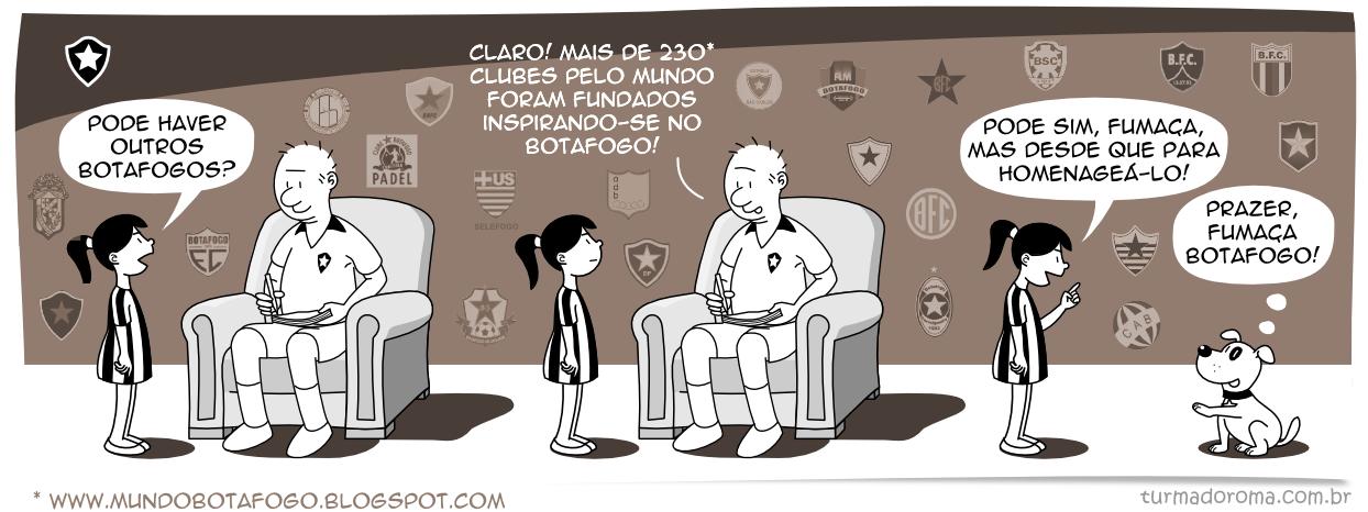 Tirinha 145 Botafogo