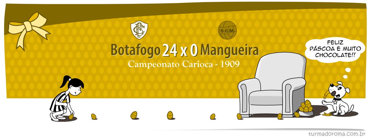 Tirinha 148 Botafogo