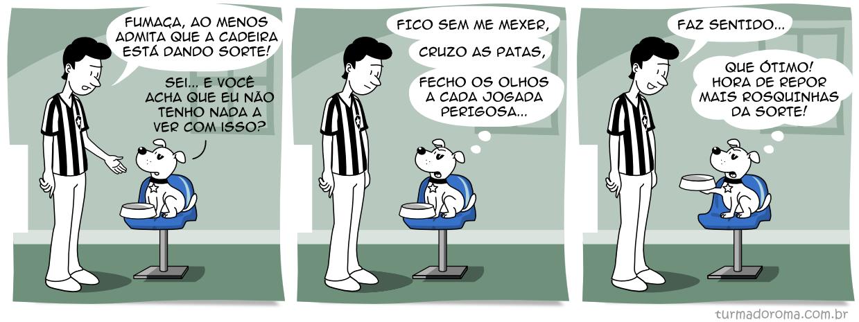 Tirinha 155 Botafogo