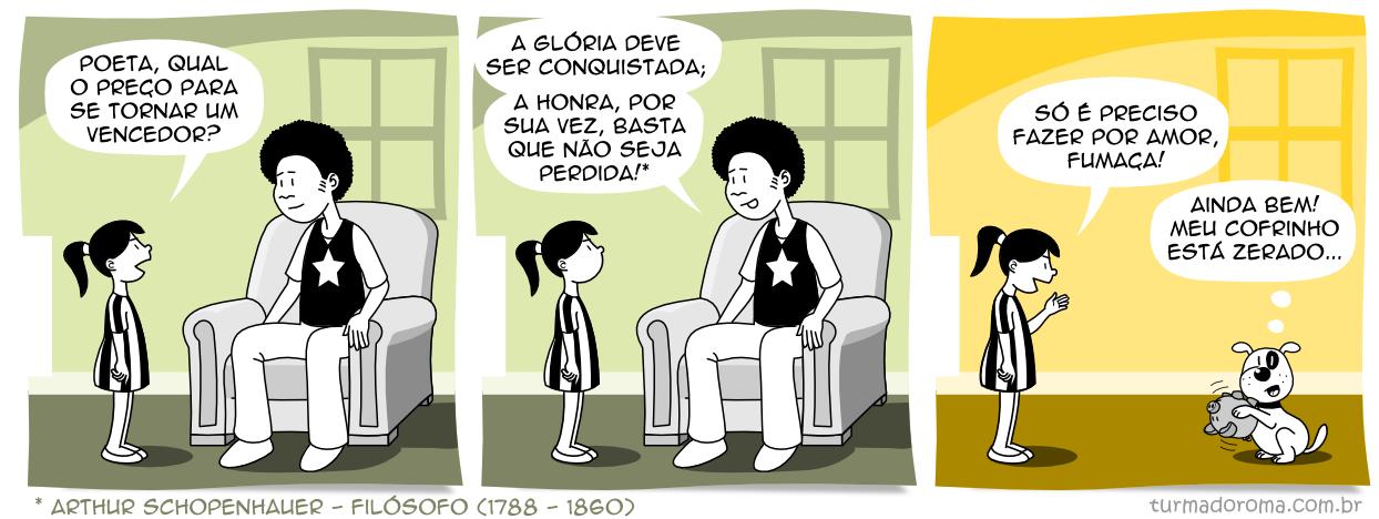 Tirinha 159 Botafogo