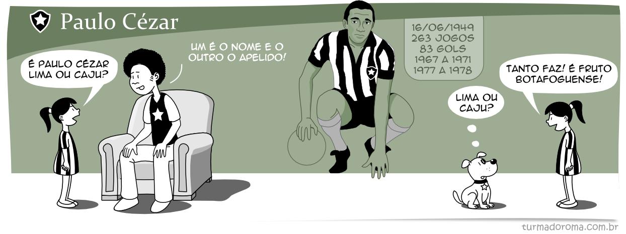 Tirinha 170 Botafogo