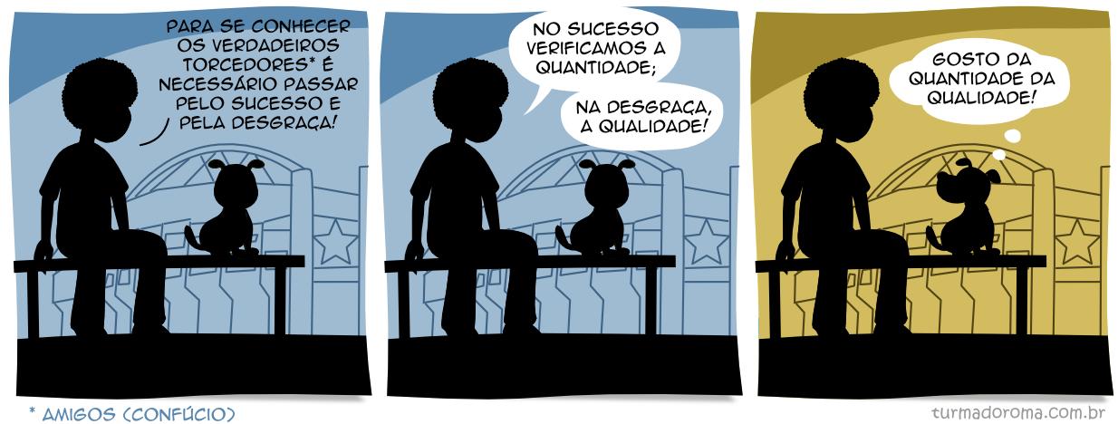 Tirinha 172 Botafogo