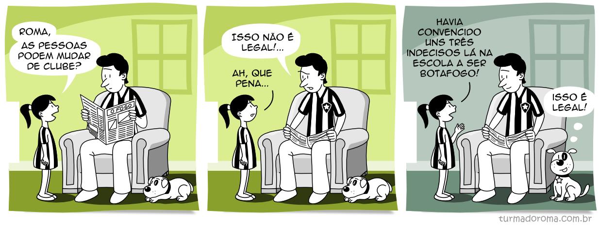 Tirinha 173 Botafogo