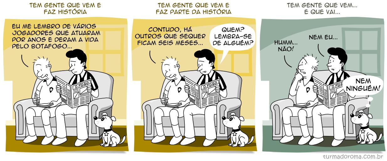 Tirinha 178 Botafogo