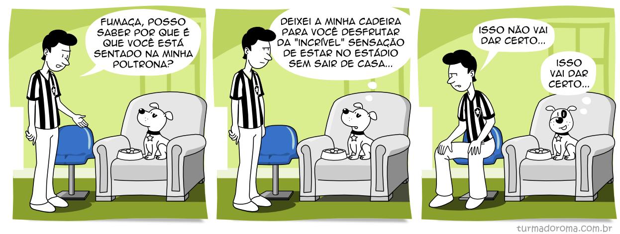 Tirinha 179 Botafogo